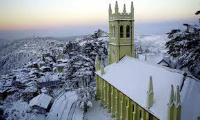 Shimla Short Escape Tour