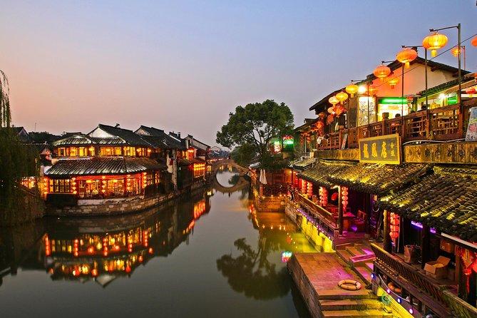 Beijing, Shanghai-xitang Water Town Tour