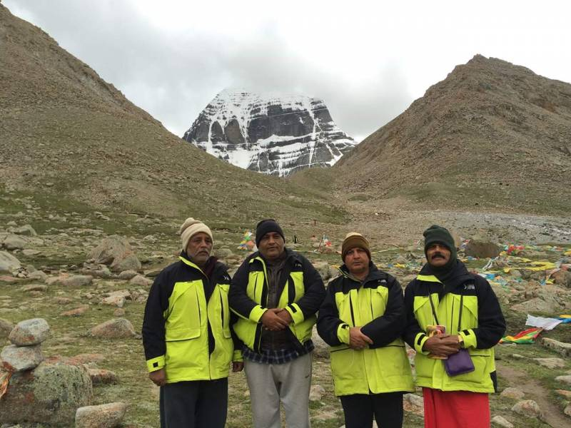 Kailash Mansarovar Yatra Via Lucknow Tour