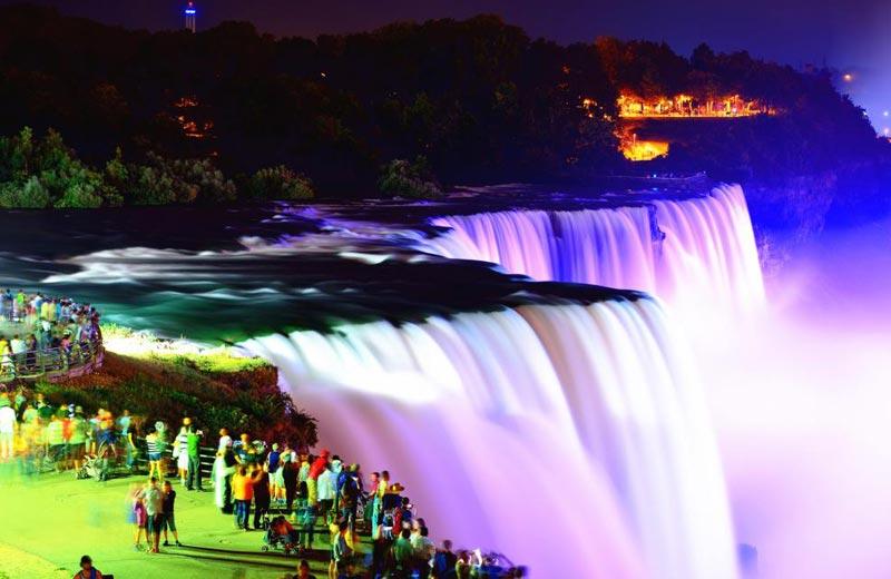 New York, Nigara Falls With Washington DC Tour