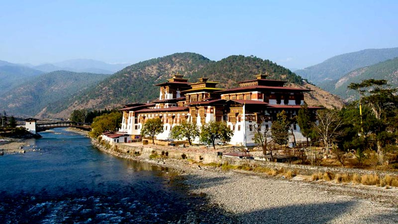 Rejuvenating Bhutan Tour Package