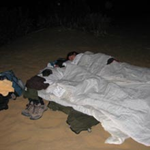 Overnight Jeep/Camel/Jeep Tour Package