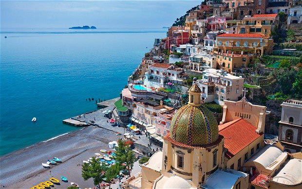 Rome - The Sorrentine Peninsula & Capri Tour