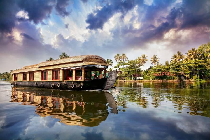 Gts Enchanting Kerala Tour