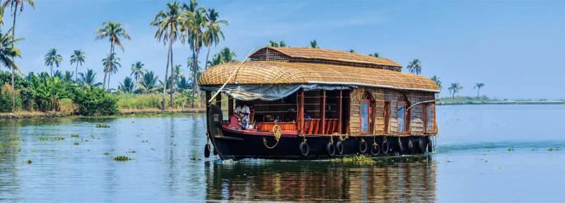 Gts Honeymoon Special - Kerala Tour