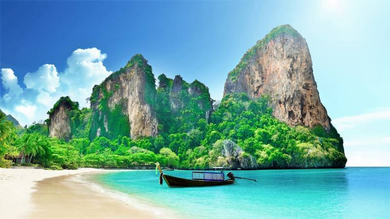 Krabi – Bangkok Tour