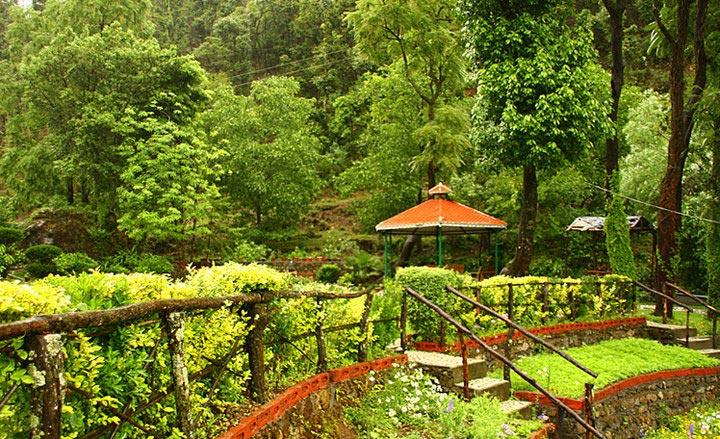Nainital (2N) - Kausani (2N) - Corbett(2N) - Haridwar(1N) -  Mussoorie (2N) Tour