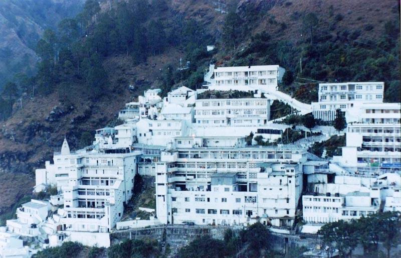 Srinagar Tour With Vaishno Devi