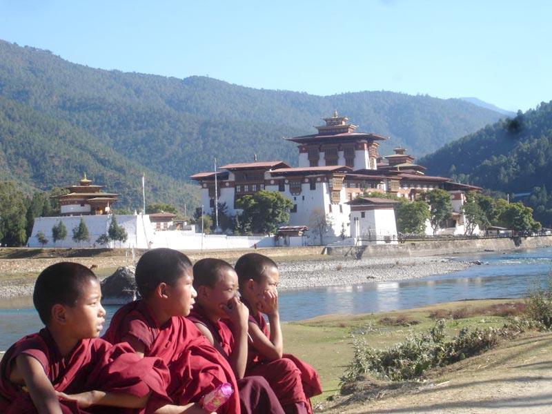 Bhutan Fantasy Tour