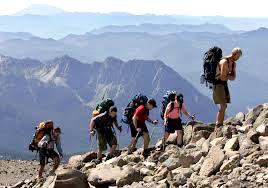 Mountain Climbing Tour