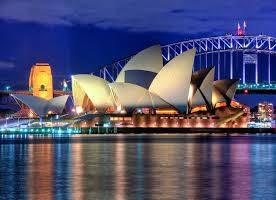 Australian Escape - Summer