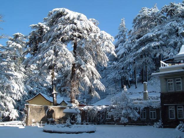 Chandigarh - Shimla - Kullu - Manali Tour