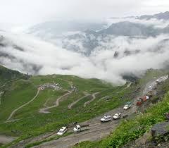 Chandigarh - Shimla - Manali - Dharamshala - Dalhousie - Pathankot - Chandigarh Tour