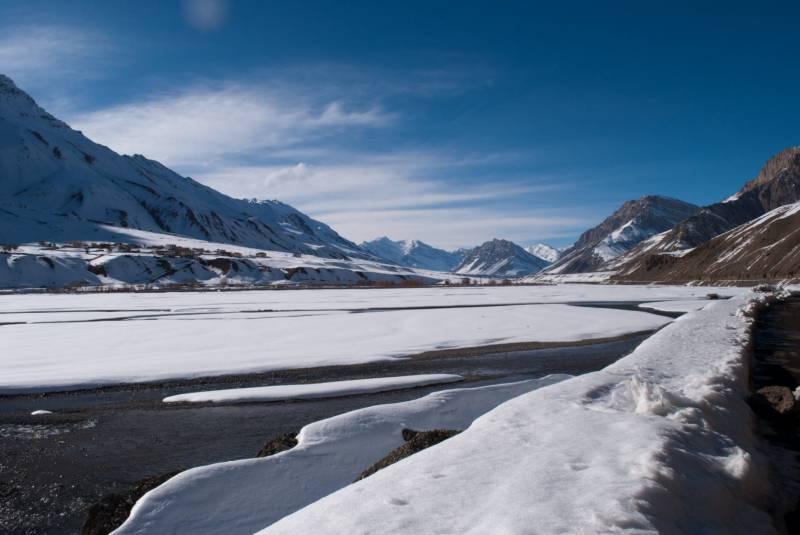 Klk/chd - Shimla - Sangla - Kaza - Manali - Klk/chd  (9 Nightt 10 Days).