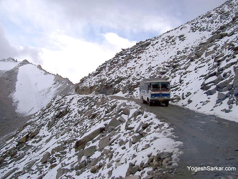 Manali - Leh - Srinagar Jeep Safari