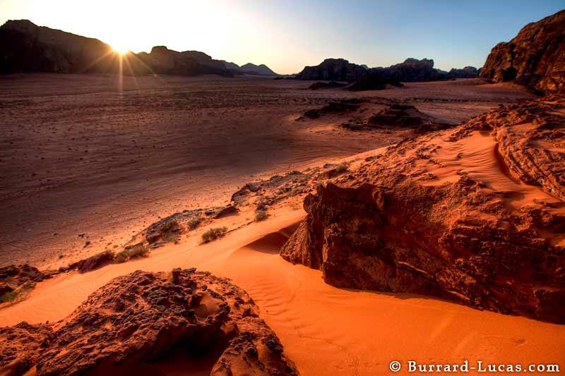 Desert Of Jordan Tour