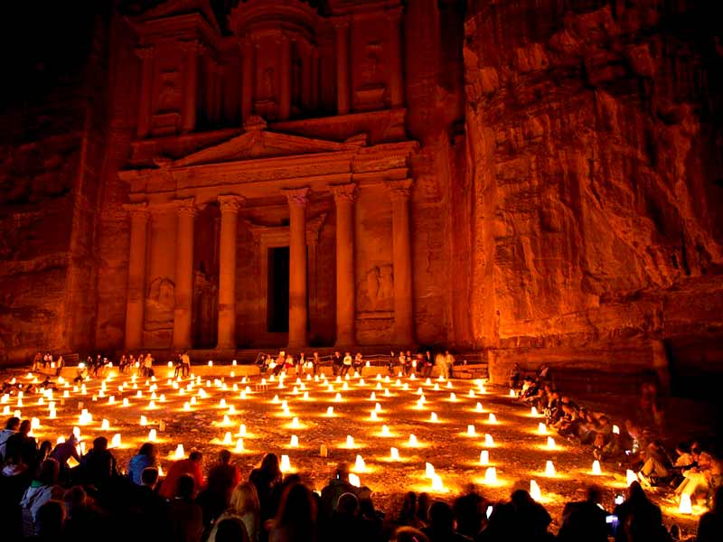 The Wonder Of The World Petra Extension
