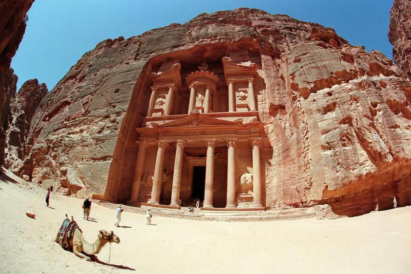 The Wonder Of The World- Jordan Tour
