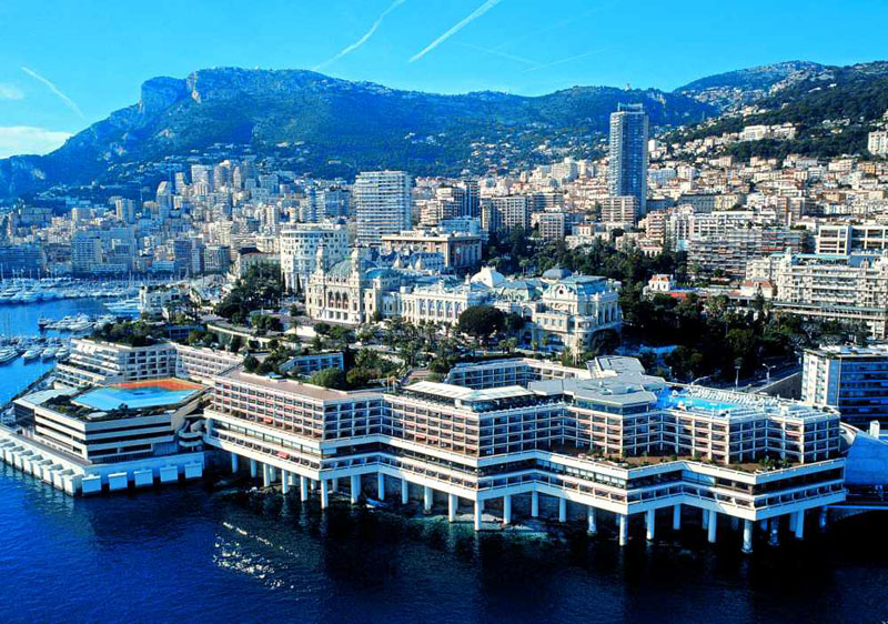 Splendors Of French Riviera (7011)