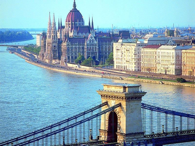 Prague, Vienna & Budapest Tour (6050)