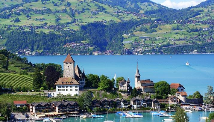 Scenic Switzerland By Train (6010)