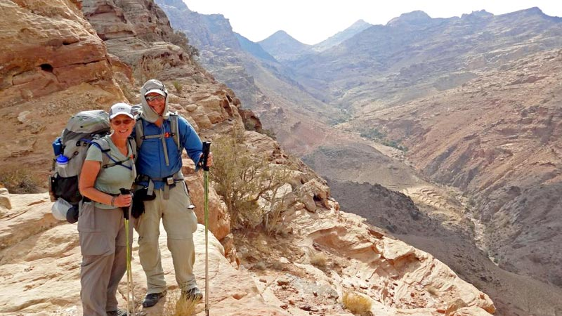 Trekking Tour In Jordan