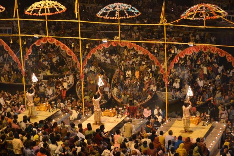 Varanasi - Allahabad - Bodhgaya - Lucknow Tour
