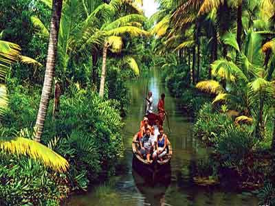 Kerala-Kanyakumari Tour Package, Alappuzha (Alleppey)