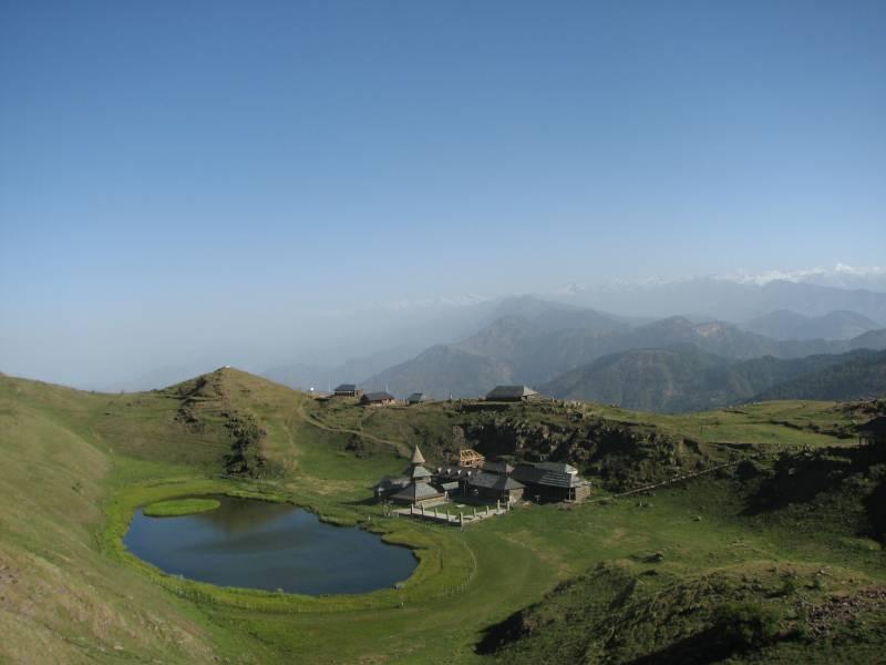 Shimla Manali Leh Drop Tour