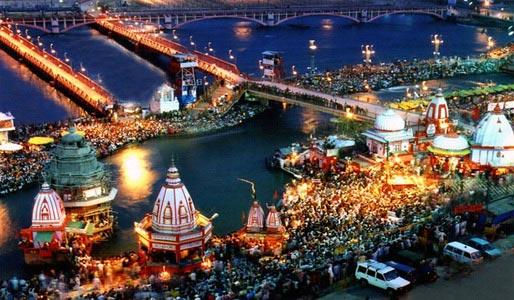 Haridwar Rishikesh With Mathura Varindavan Tour