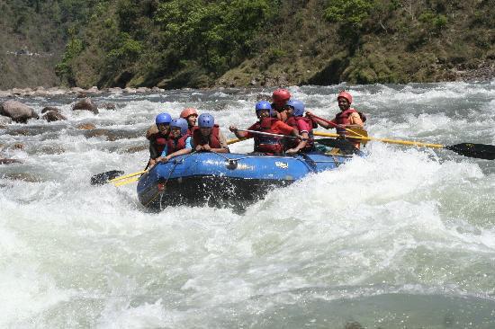 Rafting In Rishikesh - Group Package