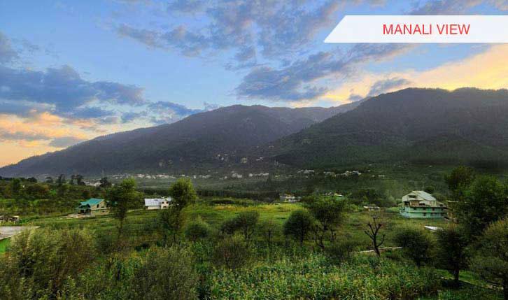 Shimla & Manali - Honeymon Trip By Car