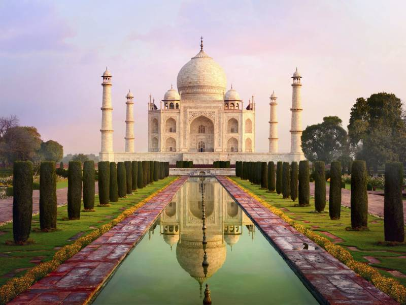 A Luxury Weekend In Agra Tour