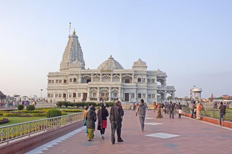 Lucknow With Vrindavan Tour
