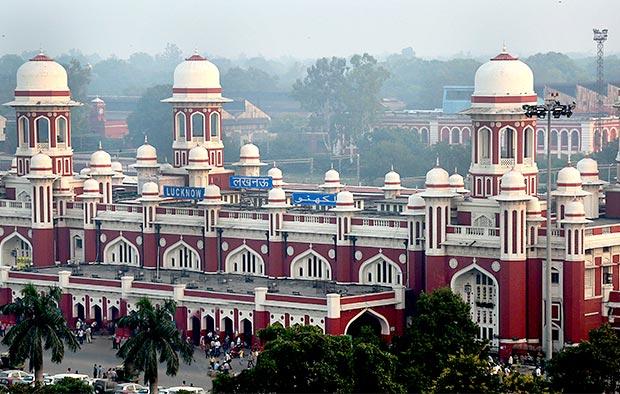 Lucknow-naimisharnya Tour
