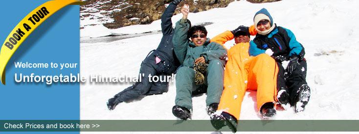 Sun & Snow Himachal Honeymoon Tour Package