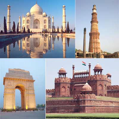 Golden Triangle Tour - 04 Night/05 Days