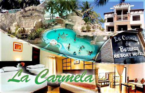 3D2N Boracay La Carmela For Only 1,633/pax Min Of 4 Person