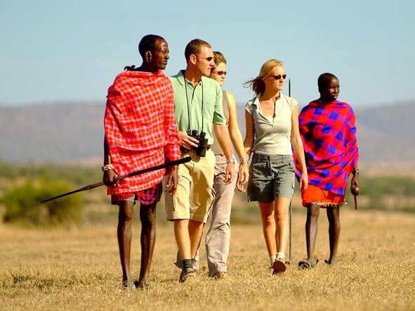 3 Days Masai Mara  Camping Tour