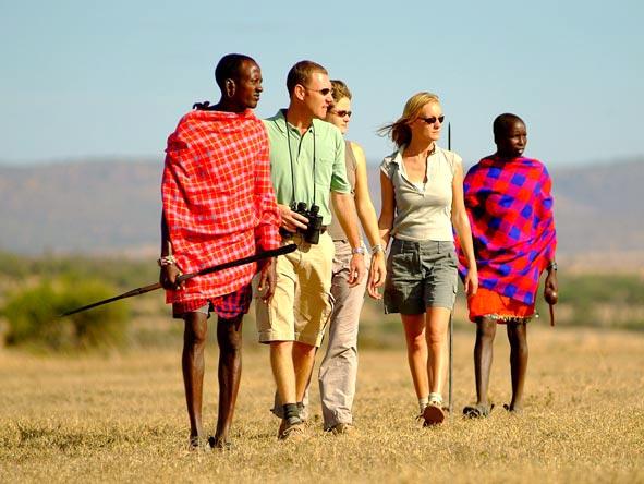3 Days Masai Mara  Camping Tour