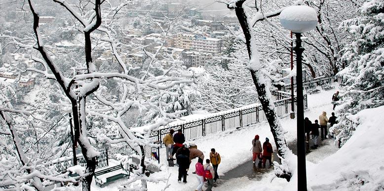 Jewels Of Himachal : Shimla & Manali