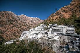 Valley With Mata Darshan