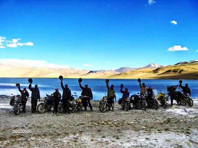 Ladakh Bike & Jeep Tour
