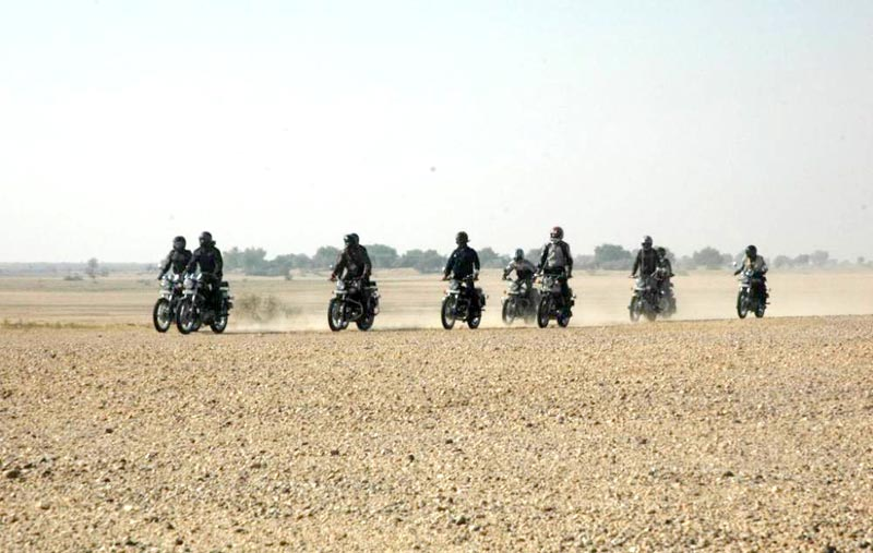 Rajasthan Bike Tour