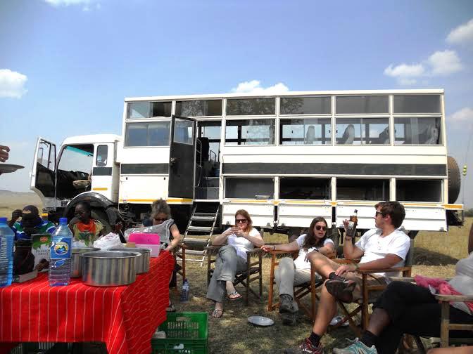 6 Days Kenya Camping Safari Package