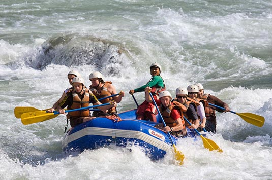 Wonderful Nepal With Rafting Tour