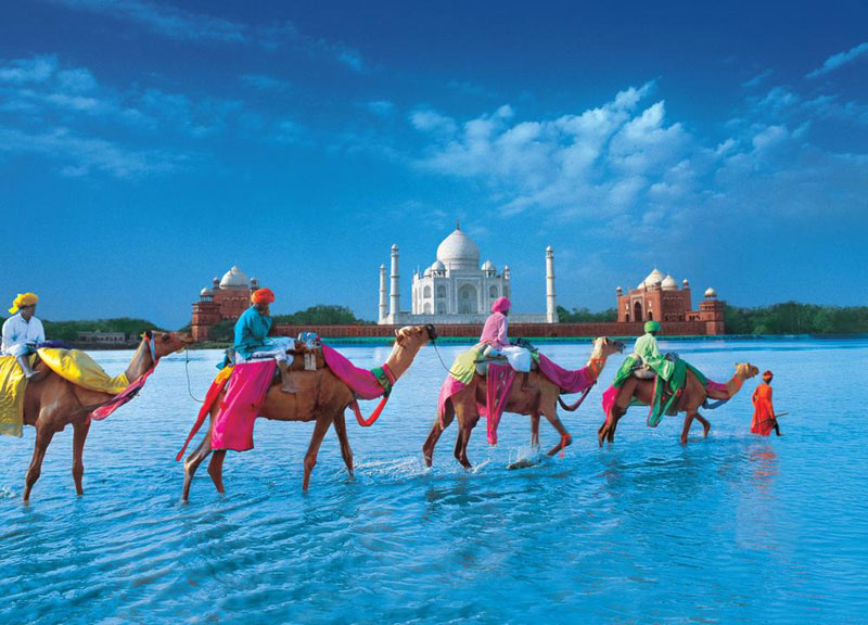 Golden Triangle With Rajisthan Tour