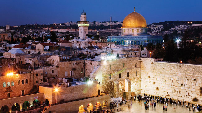 Holy Land- Christian Pilgrimage Tour
