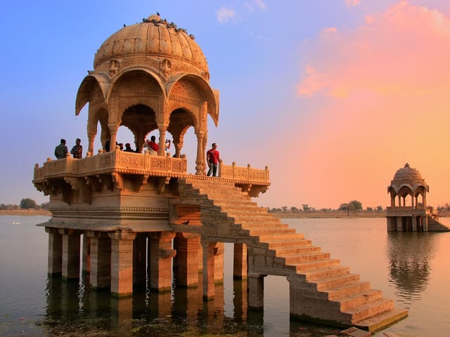 Glorious Rajasthan Fix Departure Tour