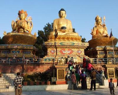 Buddhist Pilgrimage With Nepal Tour